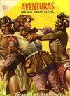 Cover for Aventuras de la Vida Real (Editorial Novaro, 1956 series) #2