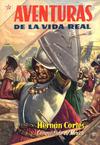 Cover for Aventuras de la Vida Real (Editorial Novaro, 1956 series) #4