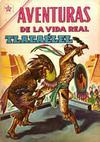 Cover for Aventuras de la Vida Real (Editorial Novaro, 1956 series) #77