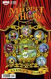 Cover Thumbnail for The Muppet Show (2009 series) #1 [Cover B]