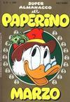 Cover for Super Almanacco di Paperino (Arnoldo Mondadori Editore, 1984 series) #57