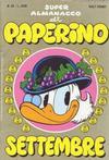 Cover for Super Almanacco di Paperino (Arnoldo Mondadori Editore, 1984 series) #63