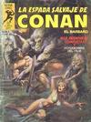 Cover for La Espada Salvaje de Conan (Planeta DeAgostini, 1982 series) #2