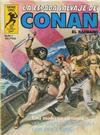 Cover for La Espada Salvaje de Conan (Planeta DeAgostini, 1982 series) #7