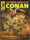 Cover for La Espada Salvaje de Conan (Planeta DeAgostini, 1982 series) #8