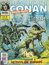 Cover for La Espada Salvaje de Conan (Planeta DeAgostini, 1982 series) #11