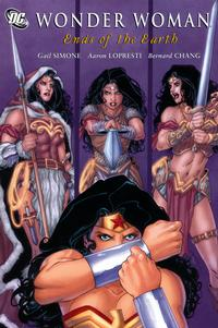 Cover Thumbnail for Wonder Woman: The Ends of the Earth (DC, 2009 series)