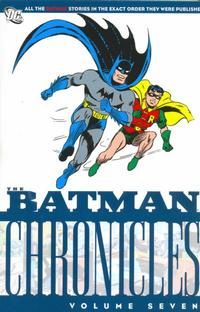 Cover Thumbnail for The Batman Chronicles (DC, 2005 series) #7