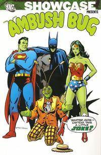 Cover Thumbnail for Showcase Presents Ambush Bug (DC, 2009 series)