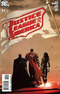 Cover Thumbnail for Justice League of America (DC, 2006 series) #31