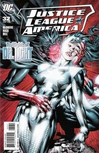 Cover Thumbnail for Justice League of America (DC, 2006 series) #32