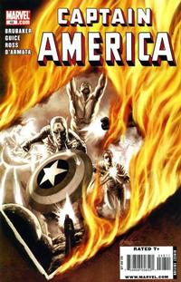 Cover Thumbnail for Captain America (Marvel, 2005 series) #48