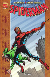 Cover Thumbnail for Spiderman: Stan Lee y Steve Ditko (Planeta DeAgostini, 2002 series) #1