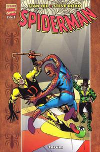 Cover Thumbnail for Spiderman: Stan Lee y Steve Ditko (Planeta DeAgostini, 2002 series) #2