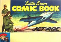 Cover Thumbnail for Buster Brown Comic Book: Jet Age (Brown Shoe Co., 1950 series)