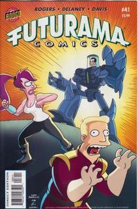 Cover Thumbnail for Bongo Comics Presents Futurama Comics (Bongo, 2000 series) #41