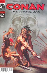 Cover Thumbnail for Conan the Cimmerian (Dark Horse, 2008 series) #9 / 59