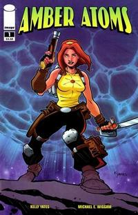 Cover Thumbnail for Amber Atoms (Image, 2009 series) #1