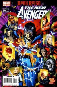 Cover Thumbnail for New Avengers (Marvel, 2005 series) #51