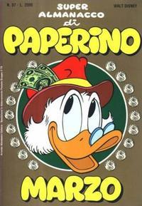 Cover Thumbnail for Super Almanacco di Paperino (Arnoldo Mondadori Editore, 1984 series) #57