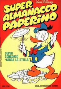 Cover Thumbnail for Super Almanacco Paperino (Arnoldo Mondadori Editore, 1976 series) #14