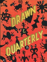 Cover Thumbnail for Drawn & Quarterly (Drawn & Quarterly, 2000 series) #4