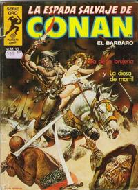 Cover Thumbnail for La Espada Salvaje de Conan (Planeta DeAgostini, 1982 series) #10