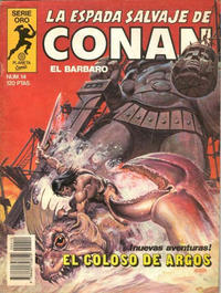 Cover Thumbnail for La Espada Salvaje de Conan (Planeta DeAgostini, 1982 series) #14