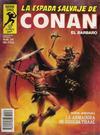 Cover for La Espada Salvaje de Conan (Planeta DeAgostini, 1982 series) #34