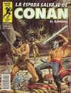 Cover for La Espada Salvaje de Conan (Planeta DeAgostini, 1982 series) #35
