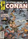 Cover for La Espada Salvaje de Conan (Planeta DeAgostini, 1982 series) #36