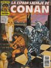 Cover for La Espada Salvaje de Conan (Planeta DeAgostini, 1982 series) #151