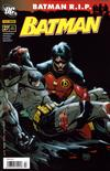 Cover for Batman (Panini Deutschland, 2007 series) #27