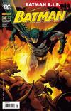 Cover for Batman (Panini Deutschland, 2007 series) #28