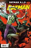 Cover for Batman (Panini Deutschland, 2007 series) #30
