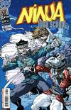 Cover for Ninja High School (Antarctic Press, 1994 series) #166