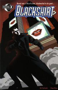 Cover Thumbnail for Blackshirt (Moonstone, 2004 series)