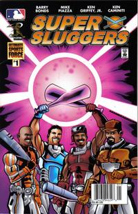 Cover Thumbnail for Super Sluggers (Ultimate Sports Force, 1999 series) #1