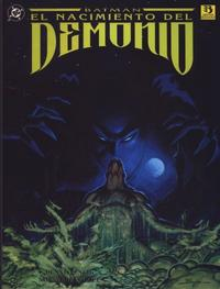 Cover Thumbnail for Batman El nacimiento del Demonio (Zinco, 1993 series)