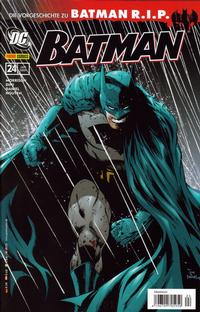 Cover Thumbnail for Batman (Panini Deutschland, 2007 series) #24