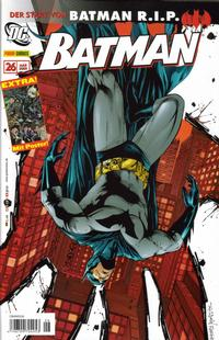 Cover Thumbnail for Batman (Panini Deutschland, 2007 series) #26