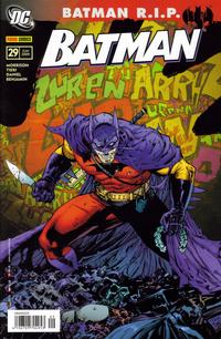 Cover Thumbnail for Batman (Panini Deutschland, 2007 series) #29