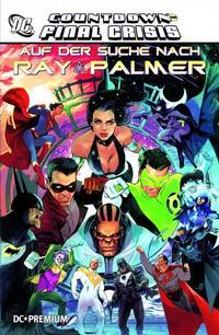 Cover for DC Premium (Panini Deutschland, 2001 series) #57 - Auf der Suche nach Ray Palmer