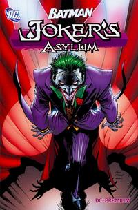 Cover Thumbnail for DC Premium (Panini Deutschland, 2001 series) #59 - Batman: Joker's Asylum