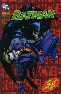 Cover Thumbnail for Batman Sonderband (Panini Deutschland, 2004 series) #9 - Ein Notfall in Gotham