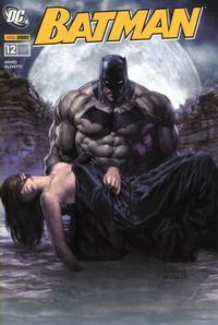 Cover Thumbnail for Batman Sonderband (Panini Deutschland, 2004 series) #12 - Dunkler als der Tod