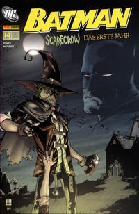 Cover Thumbnail for Batman Sonderband (Panini Deutschland, 2004 series) #14 - Scarecrow - Das erste Jahr