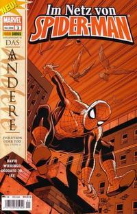 Cover Thumbnail for Im Netz von Spider-Man (Panini Deutschland, 2006 series) #1