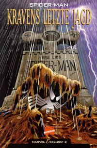 Cover Thumbnail for Marvel Exklusiv (Panini Deutschland, 1998 series) #2 - Spider-Man - Kravens letzte Jagd