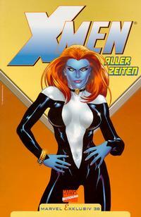 Cover Thumbnail for Marvel Exklusiv (Panini Deutschland, 1998 series) #38 - X-Men aller Zeiten